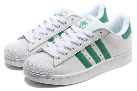ADIDAS SUPERSTAR VERDE / BLANCO