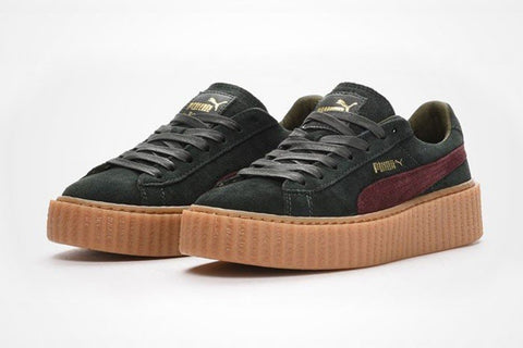 PUMA CREEPER BY RIHANNA VERDE