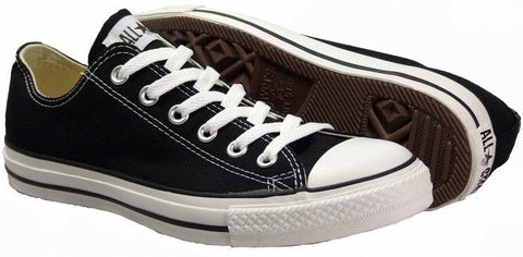 CONVERSE ALL STAR BAJAS NEGRO