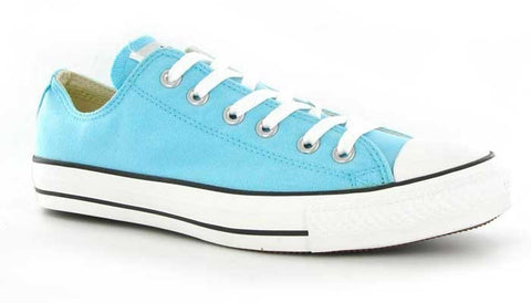 CONVERSE ALL STAR BAJAS BABY BLUE
