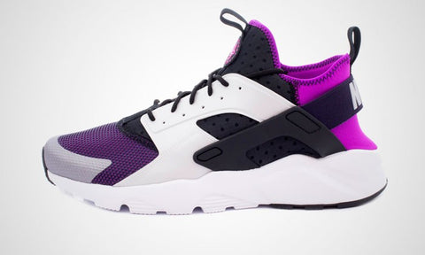 NIKE AIR HUARACHE ULTRA SNEAKERS PURPURA
