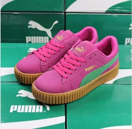 PUMA CREEPER BY RIHANA VERDE / GRANATE