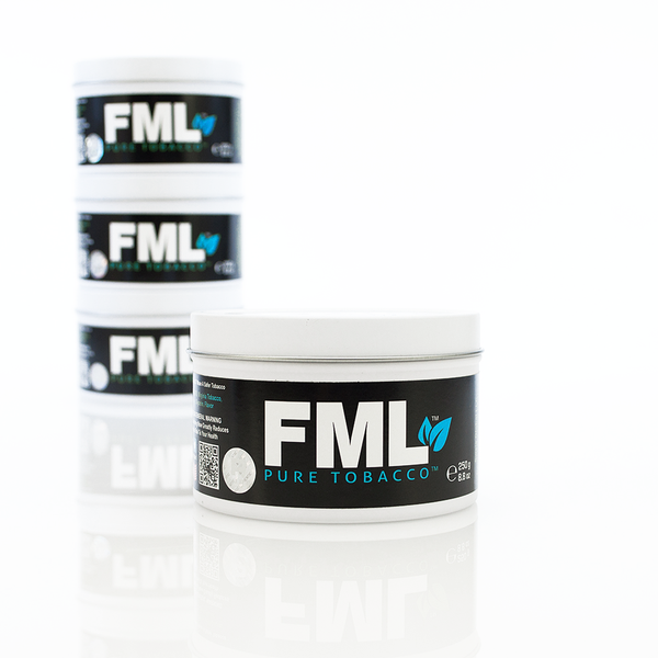 FML Shisha by Pure Tobacco - Blue (Spearmint) - - Shishamore.com