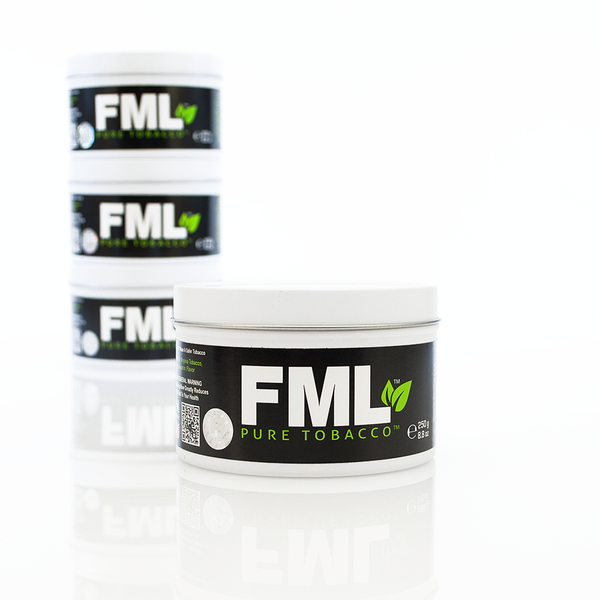 FML Shisha by Pure Tobacco - Green (Strong Mint) - - Shishamore.com