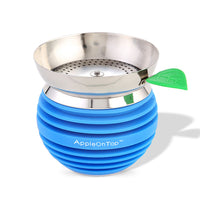 AOT Hookah Bowl with Screen - Blue - Shishamore.com
