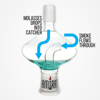 Amira Hookah Molasses Catcher - - Shishamore.com