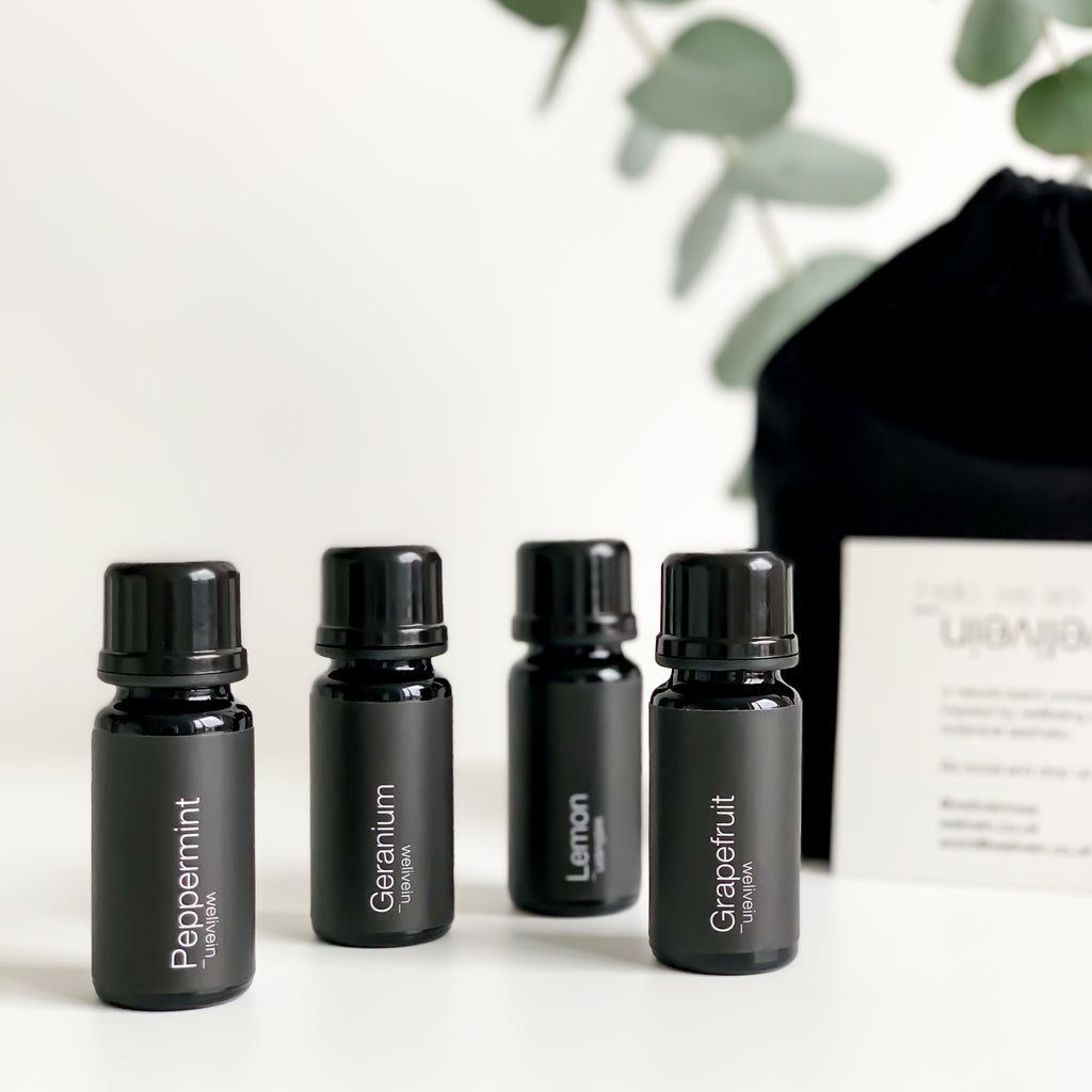 Self-Care Essential Oil Bundle