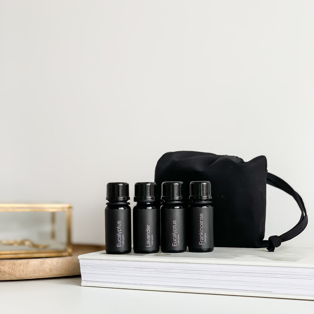 Sleep Well Essential Oil Bundle