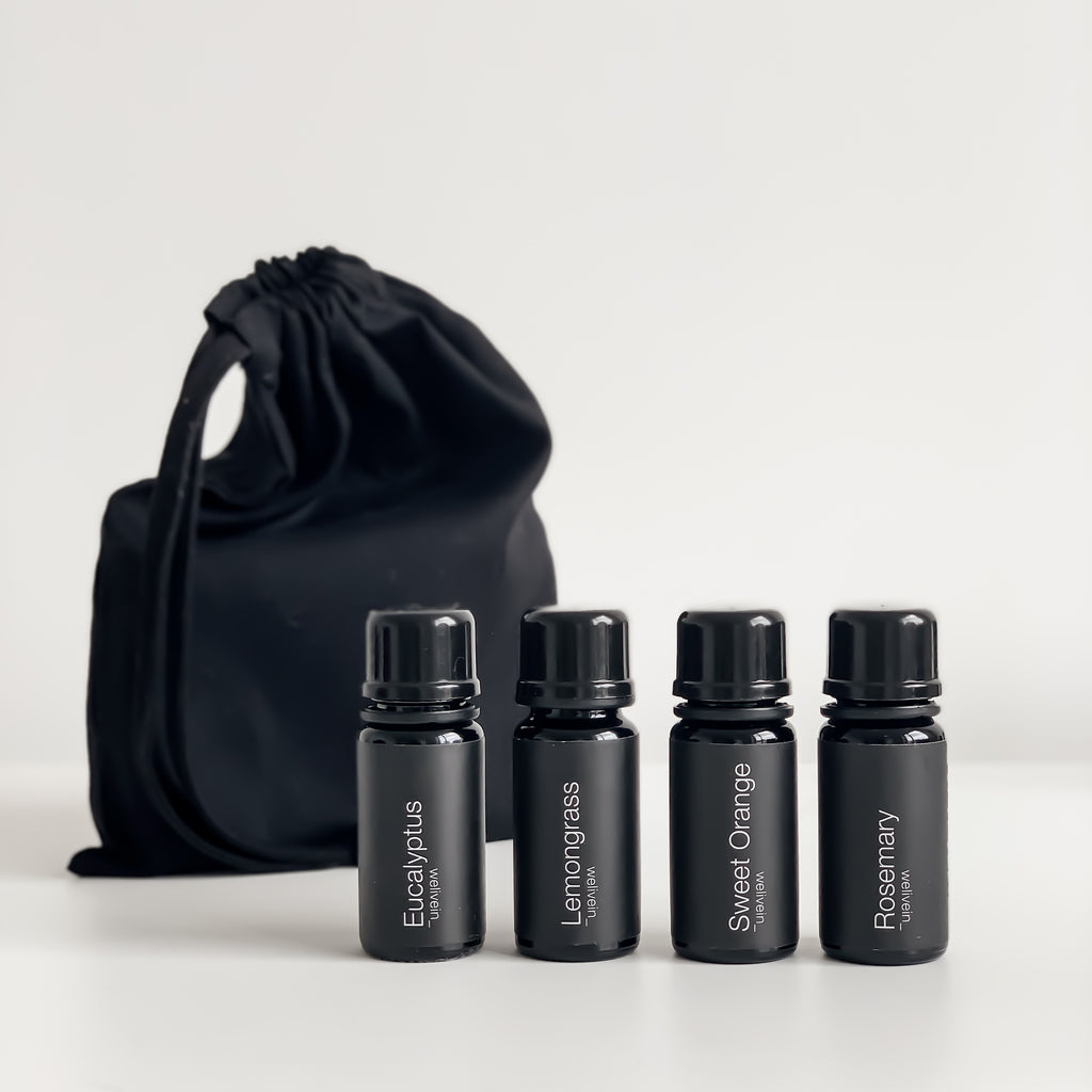 Focus essential oil blending set