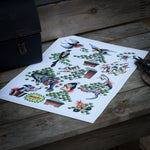 YH19 Print #4 Sailor Jerry Homage