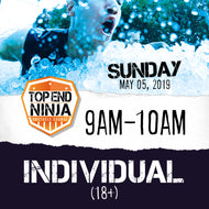 Sunday 5th: 9am-10am (INDIVIDUAL)