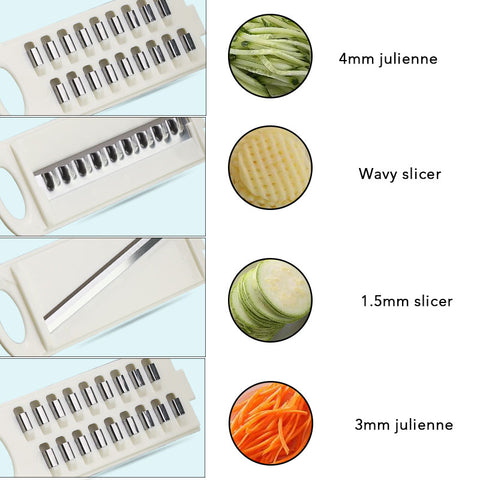 Slicejet Professional 9 in 1 Multi-function Easy Vegetable Chopper Slicer Dicer