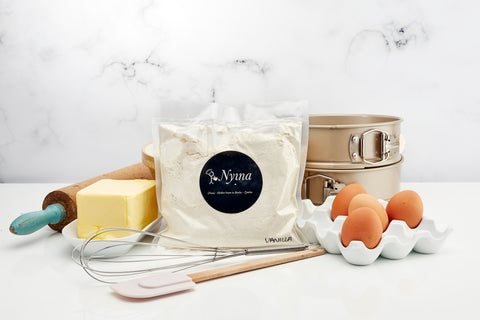 Nyina Vanilla Baking Mix
