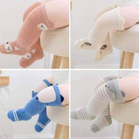 leggycozy Baby Socks [leggycozy] Cute Animal Toddler Baby Knee High Socks