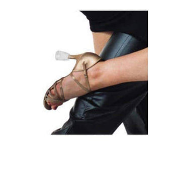 [leggycozy] (50 Pairs) Women Shoes High Heel Stiletto Cover Protectors