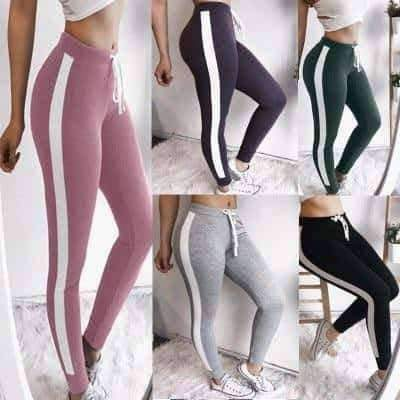 [leggycozy] Hot Style Ankle-Length Casual Comfortable Leggings