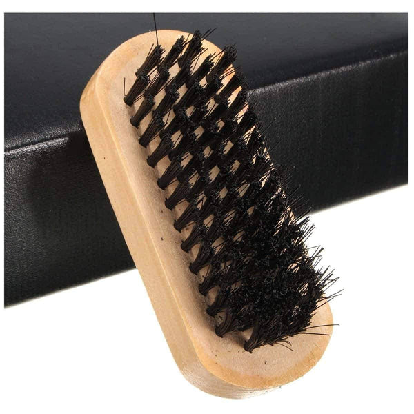 leggycozy [leggycozy] (7 PCS/Set) Cleaning Polisher Shoe Brush Kit for Leather Shoes/Boots/Sneakers