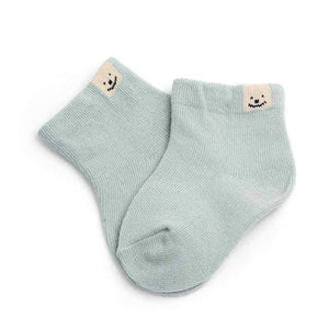 Open image in slideshow, [leggycozy] Fresh Candy Color Unisex Newborn Baby Socks