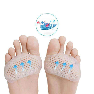 [leggycozy] Gel Toe Bunion Separator For Feet Pain Relief (1 Pair)