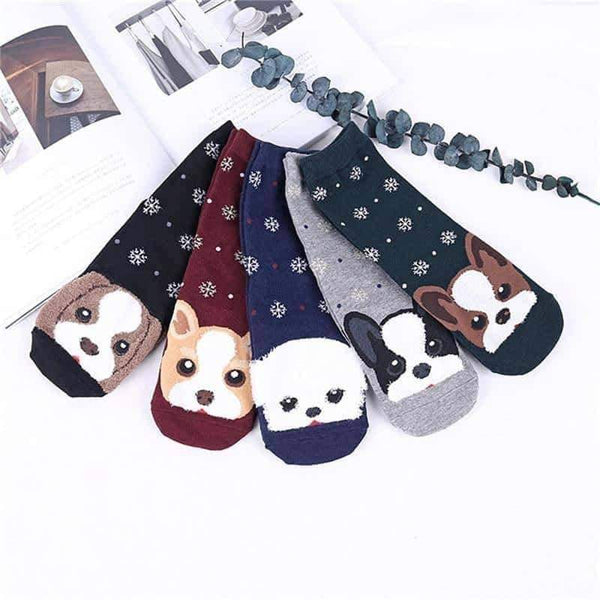 leggycozy [leggycozy] Happy & Cute Animal Socks
