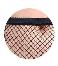 leggycozy [leggycozy] Medium Grid Thigh High Fishnet Stocking