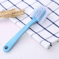 leggycozy [leggycozy] Multi-Faceted Shoe Washing Brush