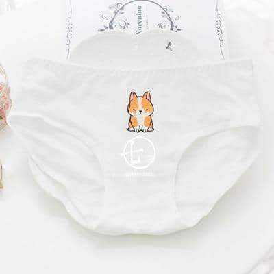 leggycozy Panties [leggycozy] Original Design Kawaii Cotton Panties (3+1)