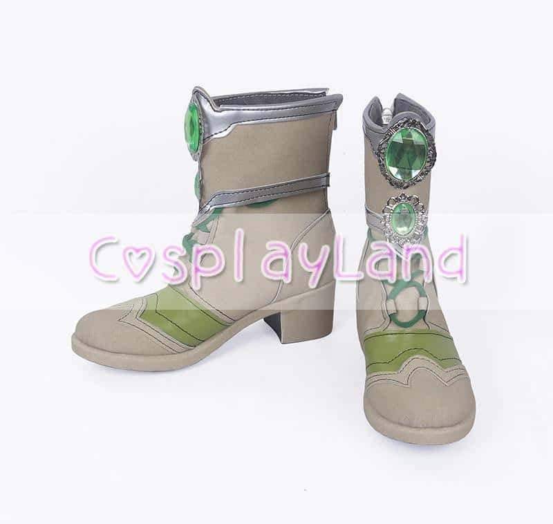 [leggycozy] Custom Made Pinocchio Cosplay Boots Anime Shoes