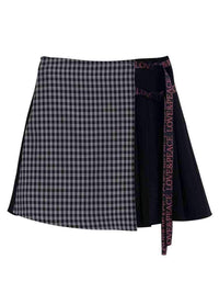 leggycozy Skirt [leggycozy] Japanese Sweet Princess A-Pleated Skirt