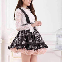 leggycozy Skirt [leggycozy] Kawaii Cute & Sweet Mini Skirt