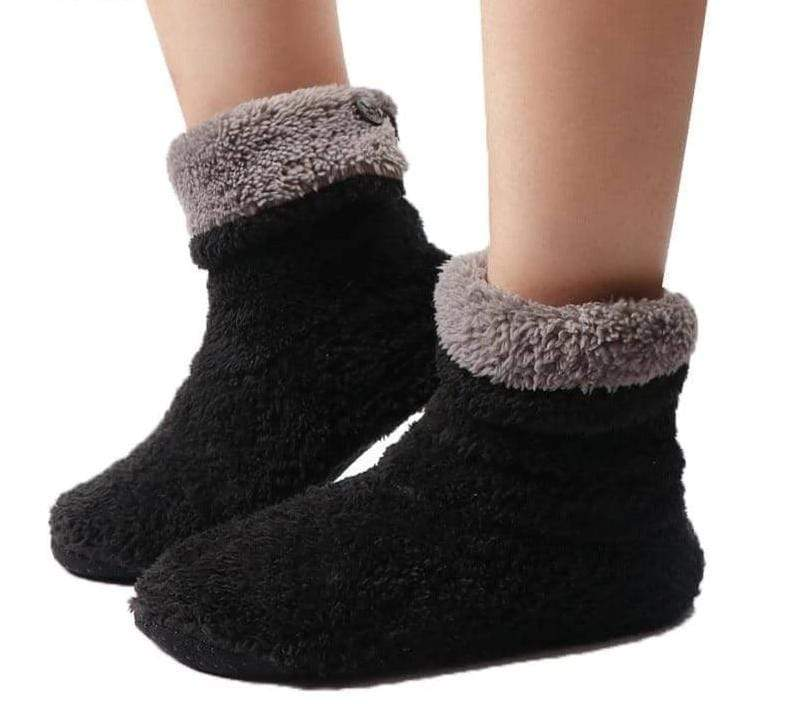 leggycozy socks [leggycozy] Winter Warm Coral Fleece Indoor Floor Socks