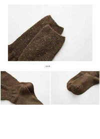 leggycozy socks [leggycozy] Yarn & Heap  Solid Color Socks