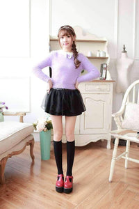 leggycozy Stocking [leggycozy] Japanese Student Style Cute Knee High Stockings