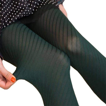 [leggycozy] Sexy Elegant Velvet Solid Candy Color Pantyhose Stockings
