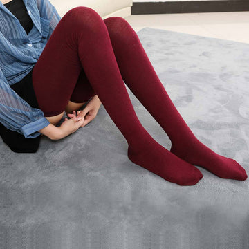 [leggycozy] High Quality Lovely Thigh High 80cm Super Long Cotton Stockings