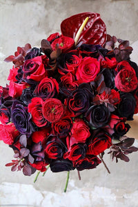 All Roses (The Red and The Black)