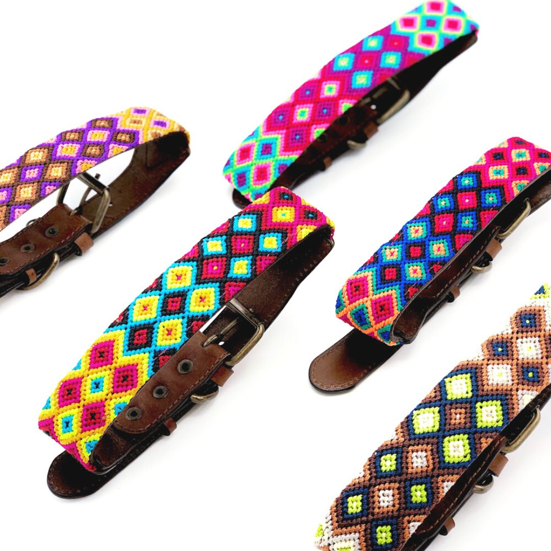 One-of-a-kind Collars