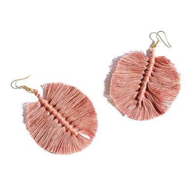 AMOR PLUMA EARRINGS