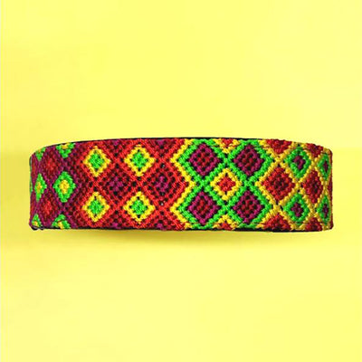 AMOR Handmade Dog Collar FENIX