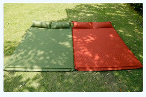 Outdoor 5cm Thick Automatic Inflatable Cushion Tent Pad