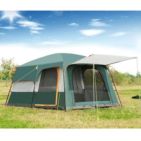 5-8 Persons Double Layer Camping Tent