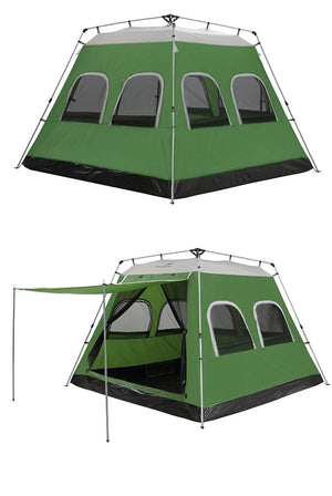 5-8 Person Automatic Open Tent