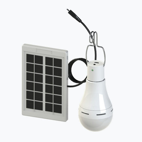 LED Solar Remote Control Outdoor Light