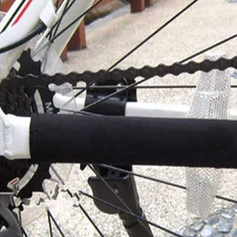Image of Durable Bicycle Frame Protection