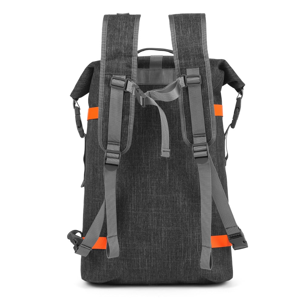 Waterproof Dry Sport Bag. Great for Camping, Trekking, Hiking, Beach and Outdoor Use.