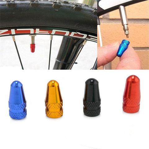 Image of 2Pcs Bike Valve Cap