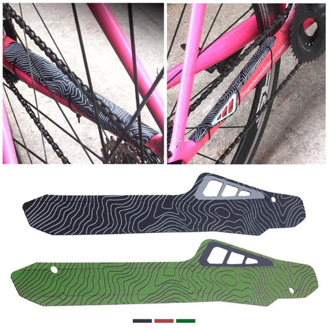 Image of Bicycle Frame Chain Protector