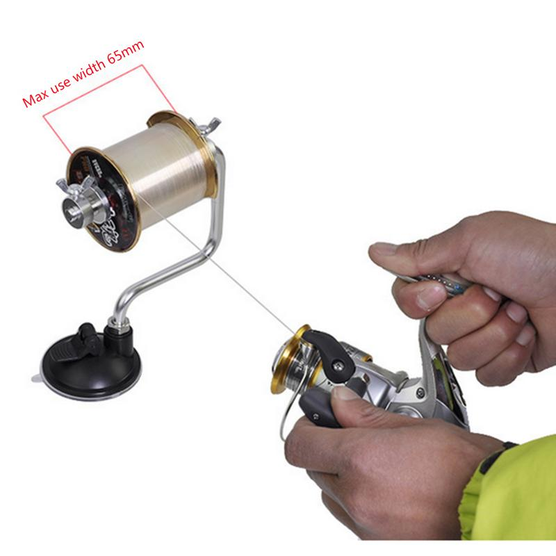 Fishing Line Winder Reel Line Spool Spooler Winding System