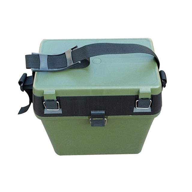 Multi-purpose fishing box backpack Nylon road sub-bag Fishing leisure bag