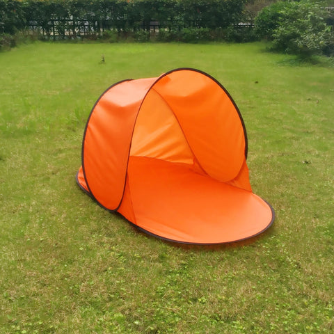 Image of Outdoor Portable Waterproof Camping, Beach Pop Up Tent.